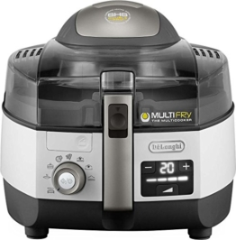 De'Longhi FH 1396/1 MultiFry Heißluftfritteuse Extra Chef Plus - 1